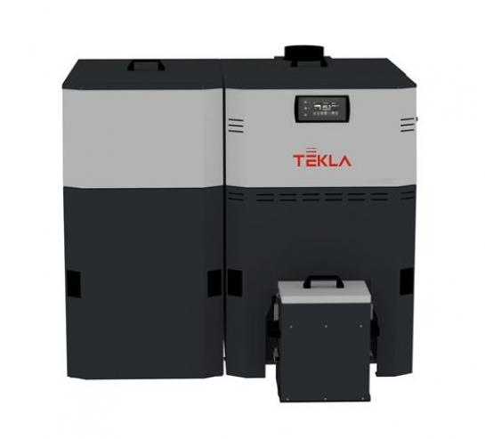 Pelletheizung Tekla Comfort mit 23 kW vollautomatisch - BAFA